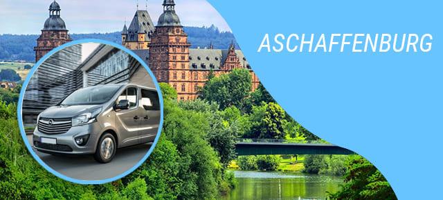 Transport Persoane catre Aschaffenburg
