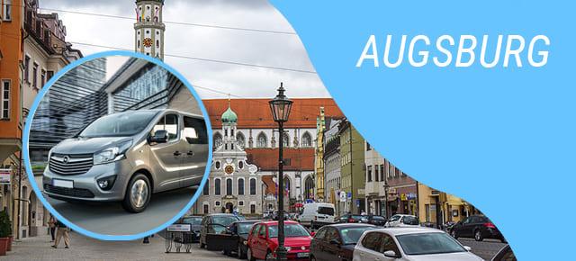 Transport Persoane catre Augsburg