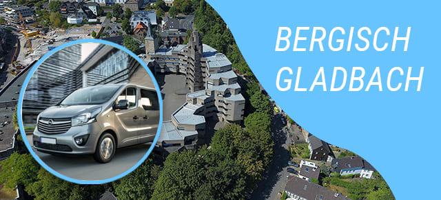 Transport Persoane catre Bergisch Gladbach