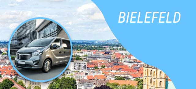 Transport Persoane catre Bielefeld
