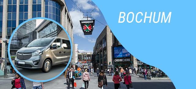 Transport Persoane catre Bochum