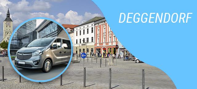 Transport Romania Deggendorf