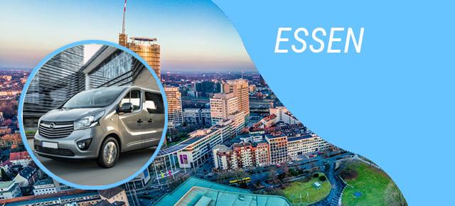 Transport Romania Essen