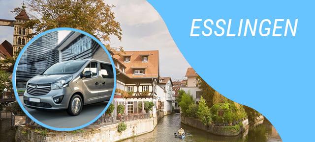Transport Romania Esslingen