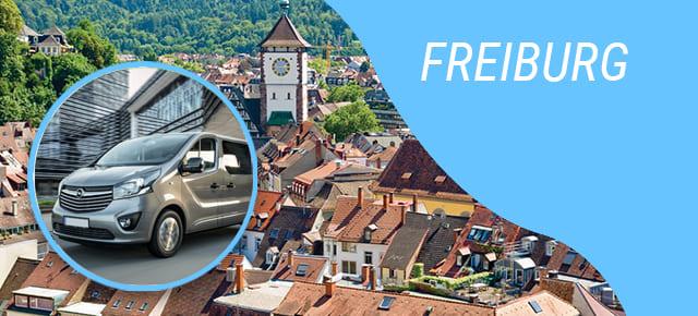 Transport Romania Freiburg