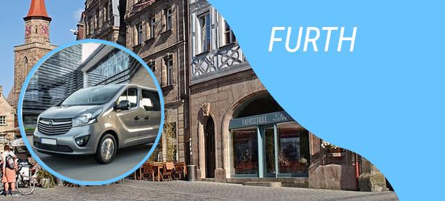 Transport Romania Furth