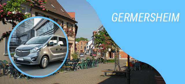 Transport Romania Germersheim