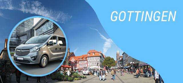 Transport Romania Gottingen