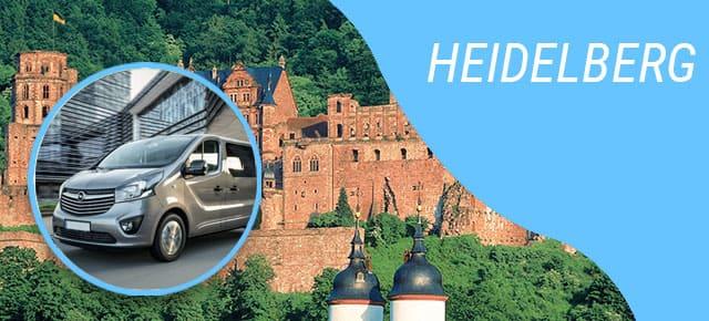 Transport Romania Heidelberg
