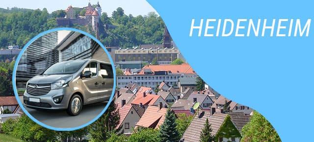 Transport Romania Heidenheim