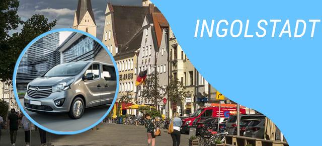 Transport Romania Ingolstadt