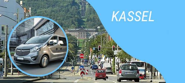 Transport Romania Kassel
