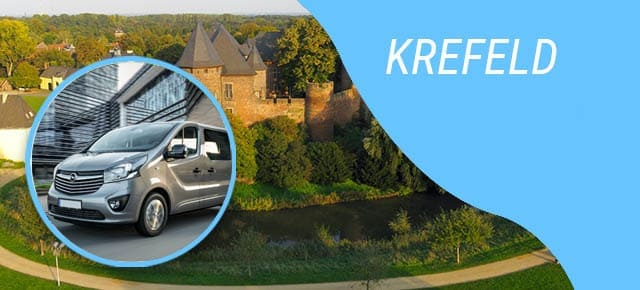Transport Romania Krefeld