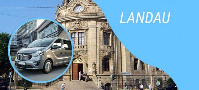 Transport Romania Landau