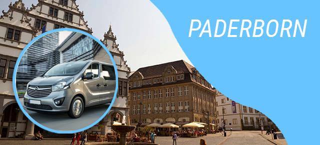 Transport Romania Paderborn