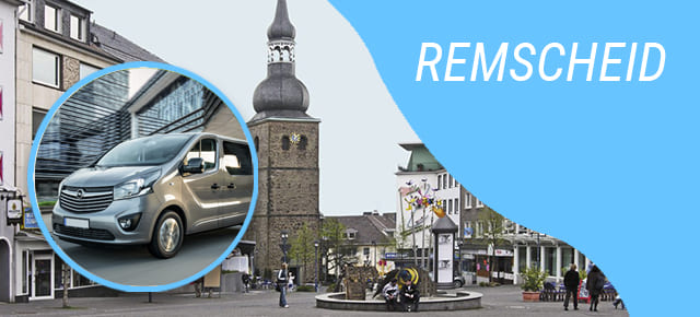 Transport Romania Remscheid