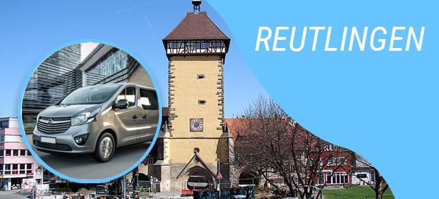 Transport Romania Reutlingen