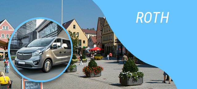 Transport Romania Roth