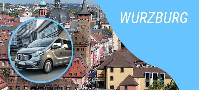 Transport Romania Wurzburg